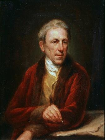 Self-Portrait, 1840
