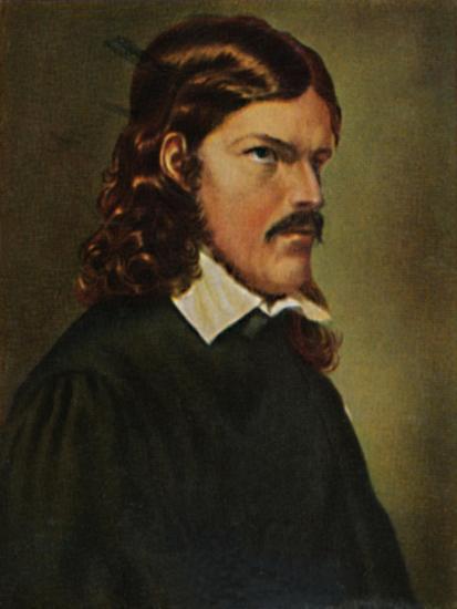 'Friedrich Rückert 1788-1866', 1934-Unknown-Giclee Print