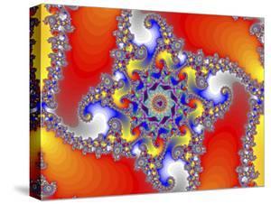Mandelbrot Fractal by Friedrich Saurer