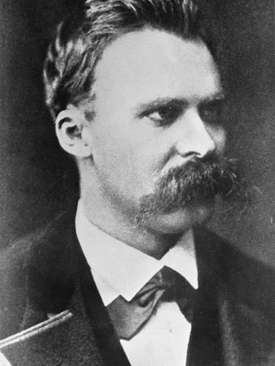 Friedrich Wilhelm Nietzsche 1873--Giclee Print