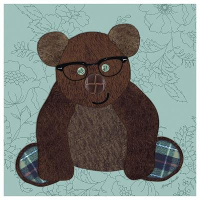 Friendly Bear-Morgan Yamada-Art Print