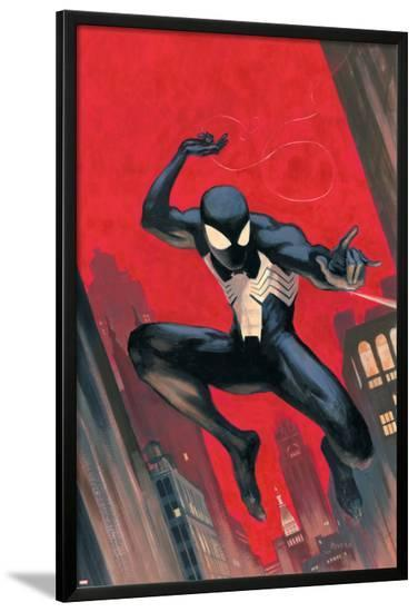 Friendly Neighborhood Spider-Man No.23 Cover: Spider-Man--Lamina Framed Poster