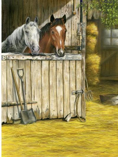 Friends-Janet Pidoux-Giclee Print