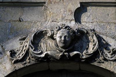 Frieze, Couin Castle--Giclee Print