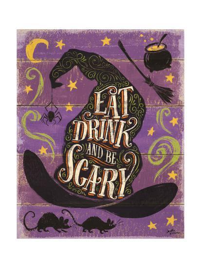 Fright Night II-Janelle Penner-Art Print