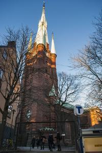 Klara Church, Stockholm by Frina