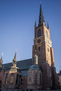 Riddarholmskyrkan, Church, Stockholm, Sweden by Frina