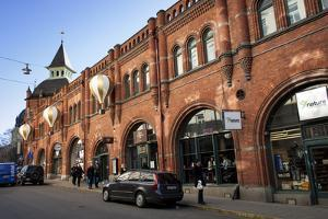 …stermalms Saluhall, Covered Market, Stockholm by Frina