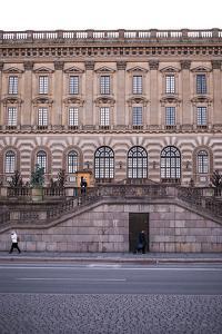 Stockholm Palace by Frina