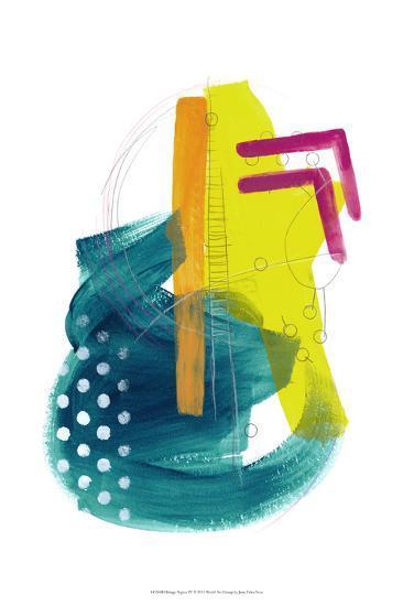 Fringe Aspect IV-June Erica Vess-Art Print