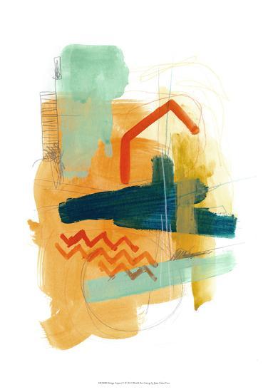 Fringe Aspect V-June Erica Vess-Art Print
