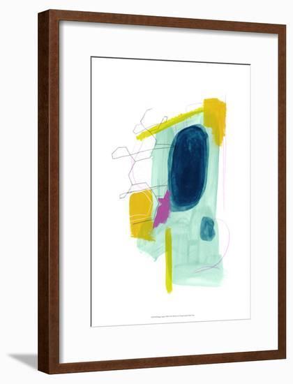 Fringe Aspect VII-June Erica Vess-Framed Art Print