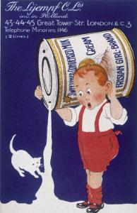 Frisian Girl Sweetened Condensed Milk