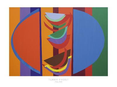 Frisky, 2003-Terry Frost-Art Print