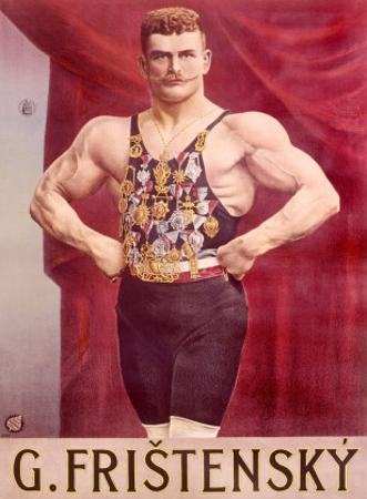 Fristensky Strong Man
