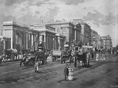 'Hyde Park Corner', c1896