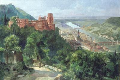 View of Heidelberg, c.1910