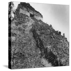 Some Tikal Ruins by Fritz Goro