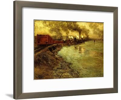 Freight Train, Dusk