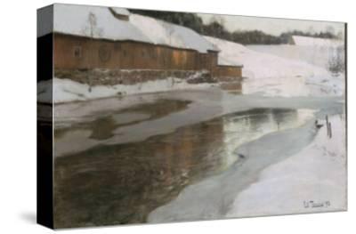 Une fabrique en Norvège