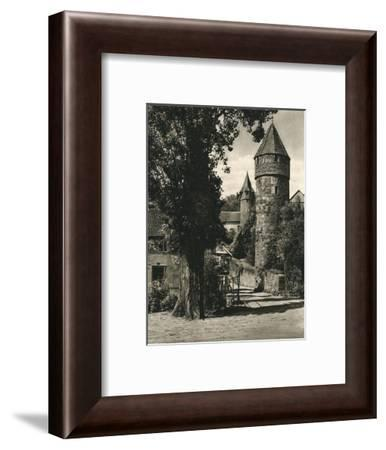 'Fritzlar (Hessen)', 1931-Kurt Hielscher-Framed Photographic Print