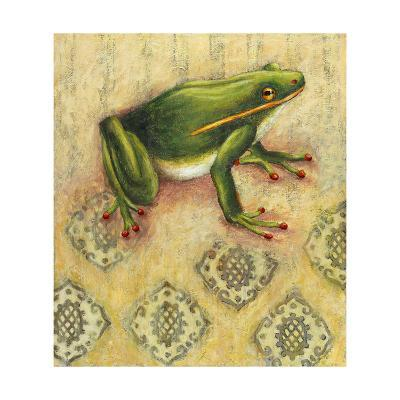 Frog 3-Rachel Paxton-Giclee Print