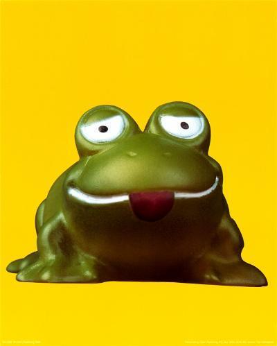 Frog--Art Print