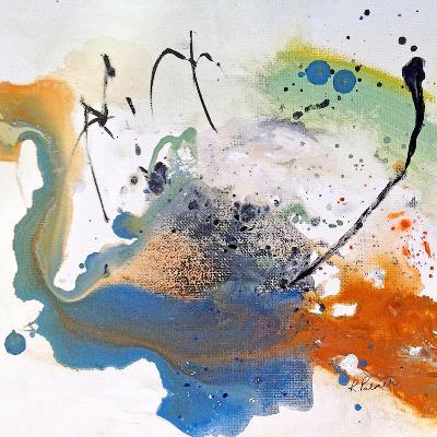 Frolic II-Ruth Palmer-Art Print