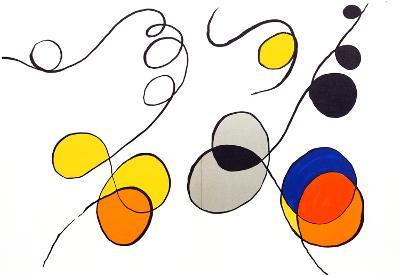 from Derrier le Miroir-Alexander Calder-Collectable Print