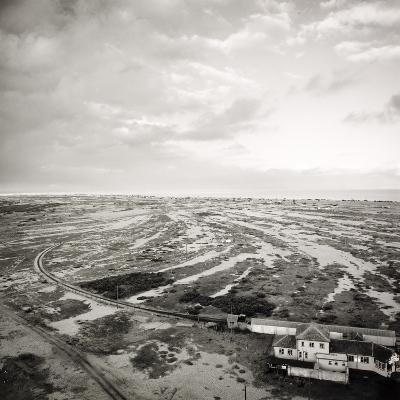 From Dungeness Lighthouse 1980 From the Romney Marsh Series-Fay Godwin-Giclee Print