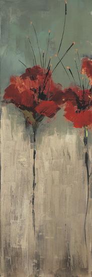 From Scarlett's Garden I-Luis Solis-Art Print