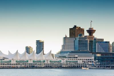 From Stanley Park IV-Bob Stefko-Photographic Print