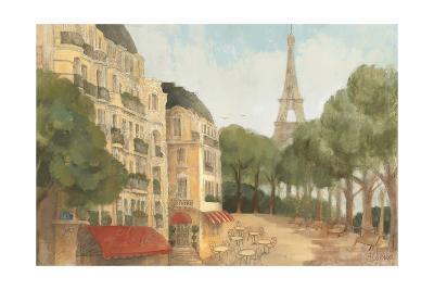 From the Balcony-Albena Hristova-Premium Giclee Print
