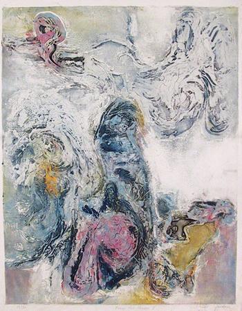 From the Heaven II-Yehuda Jordan-Limited Edition