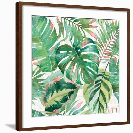 From the Jungle Pattern III-Beth Grove-Framed Art Print