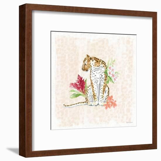 From the Jungle VII-Beth Grove-Framed Art Print