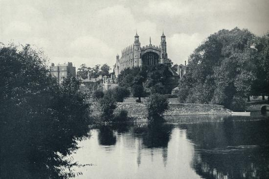 'From the Lock', 1926-Unknown-Photographic Print