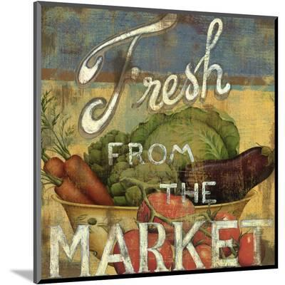 From the Market IV-Daphne Brissonnet-Mounted Print