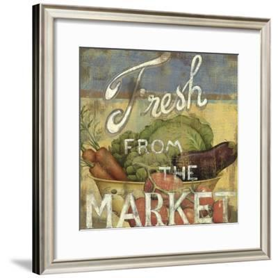 From The Market IV-Daphné B.-Framed Giclee Print