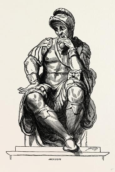 From the Monument of Giuliano De Medici--Giclee Print