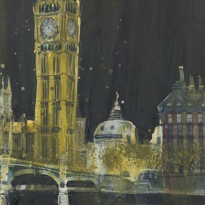 From the River - London-Susan Brown-Art Print