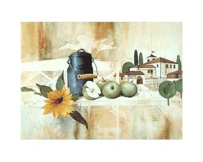 From the South I-Franz Heigl-Art Print
