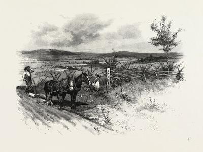 From Toronto, Westward, Canada, Nineteenth Century--Giclee Print