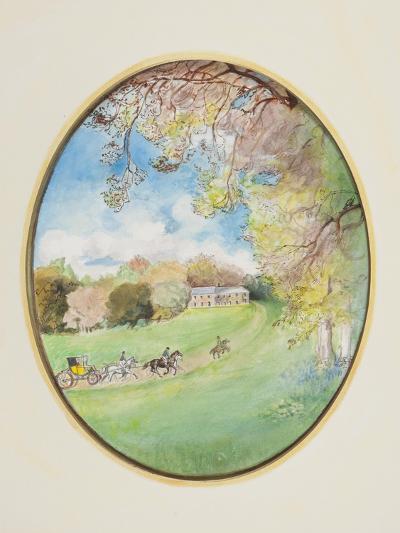 From Winter to Summer, 2009-Caroline Hervey-Bathurst-Giclee Print