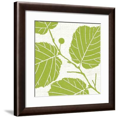 Frond Collection 6-Suzanne Nicoll-Framed Giclee Print