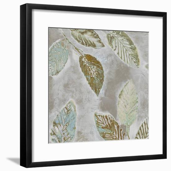 Frond Imprint I-Tania Bello-Framed Giclee Print