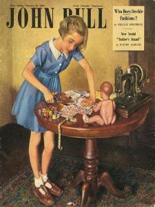Front Cover of 'John Bull', February 1949