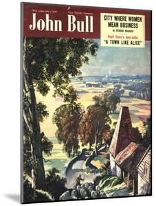Front Cover of 'John Bull', July 1950