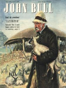 Front Cover of 'John Bull', March 1948