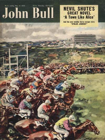 Front Cover of 'John Bull', May 1950--Giclee Print